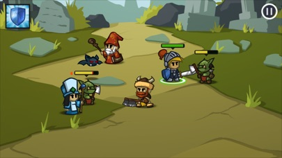 Screenshot for Battleheart in Singapore App Store