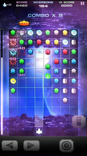 Space Inversion Puzzle Screenshot