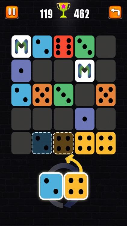 Domino Merge - Block Puzzle, Quadris 1010