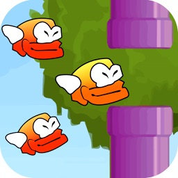 Flappy smasher Bird - Fun Flappy Games For Kids
