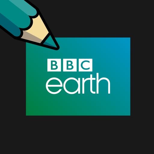 BBC Earth Colouring