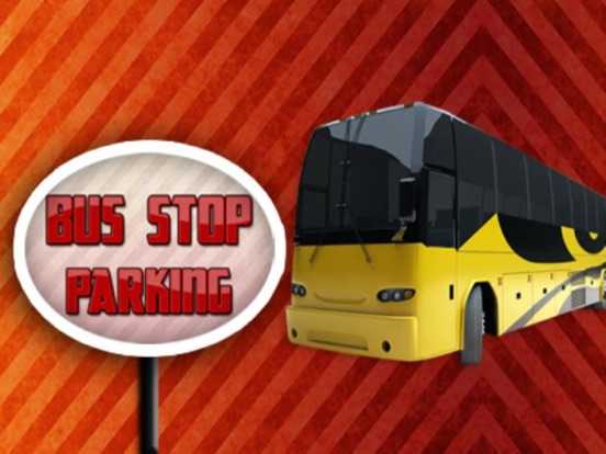 Bus Stop Parking Screenshot