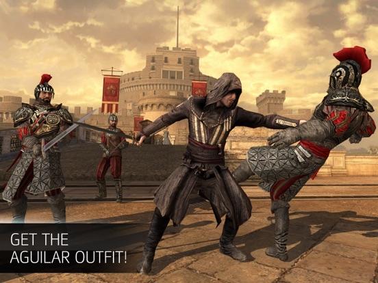 Assassin's Creed Identity ipad ekran görüntüleri