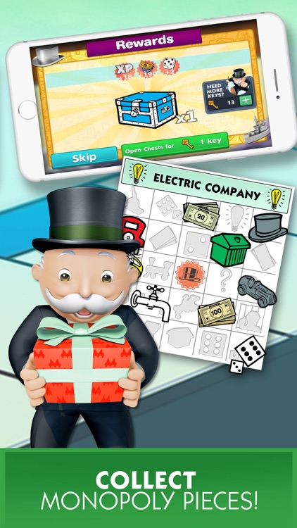MONOPOLY Bingo! screenshot-4