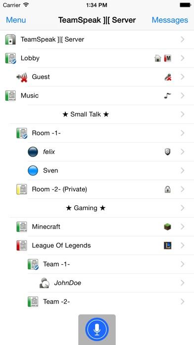 download TeamSpeak 3 apps 3