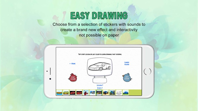 Easy Drawing Step By Step Tutorials On The App Store