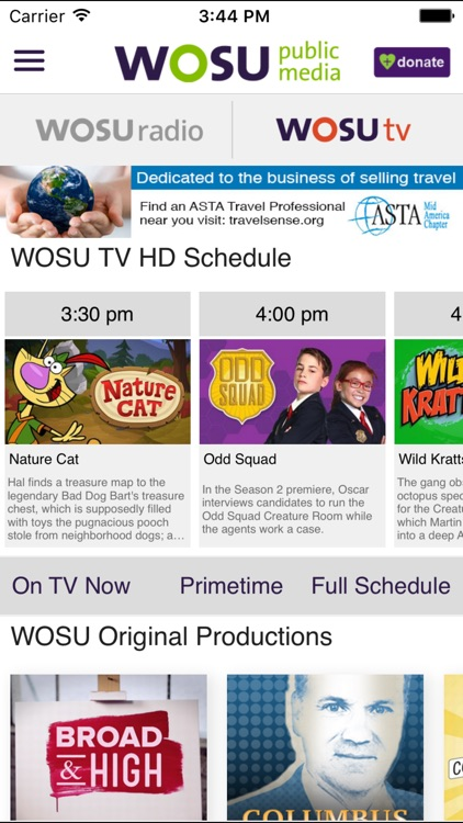 WOSU Public Media App screenshot-1