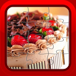Cake Jigsaw Puzzles for Baby Kids and Toddlers
