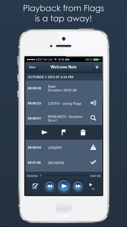 CaptureAudio - Recorder screenshot-3