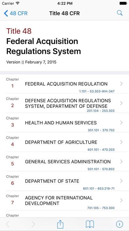 48 CFR - Fed Acquisition Reg System (LawStack Ser)