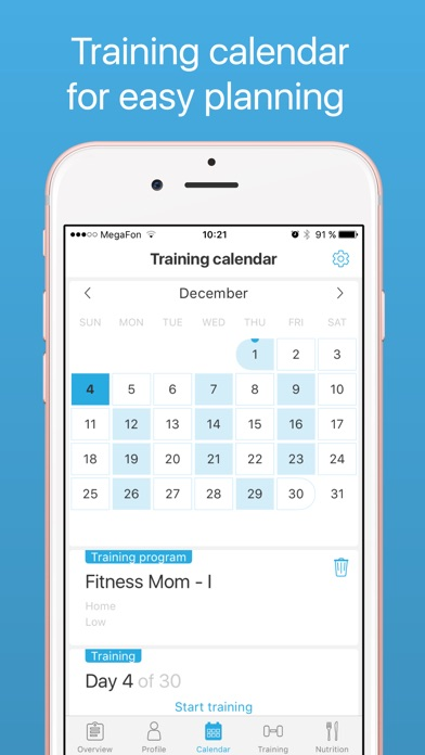 download Demifit apps 3