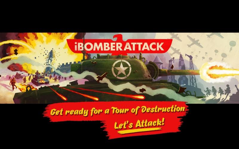 iBomber Attack screenshot 1