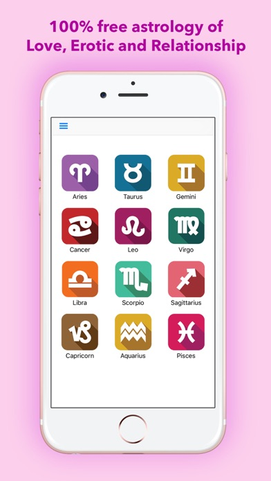 Love Horoscope 2019 : iPhoneアプリランキング
