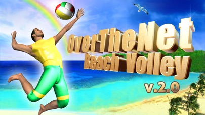 OverTheNet V2 Beach Volleyのおすすめ画像1