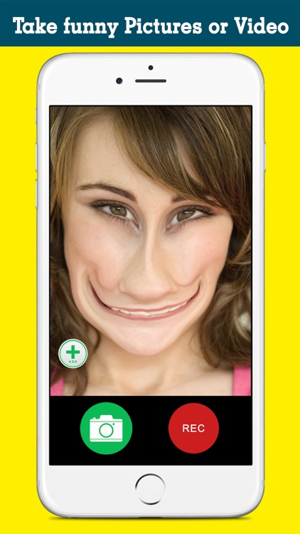 Crazy Helium Booth Voice Face Changer Snap & Video screenshot-4