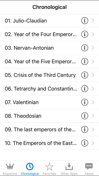 The Roman Emperors screenshot-4