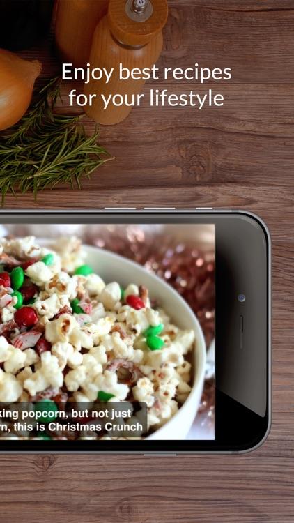 Christmas Recipes: Food recipes, healthy cooking screenshot-4