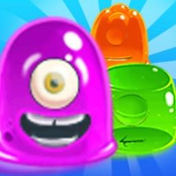 Jelly Juice - 3 match puzzle blast mania game