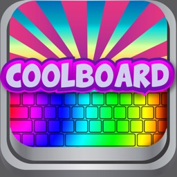 CoolBoard - Keyboard with Animated Backgrounds
