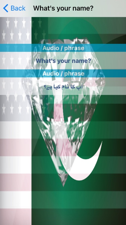 Urdu Phrases Diamond 4K Edition