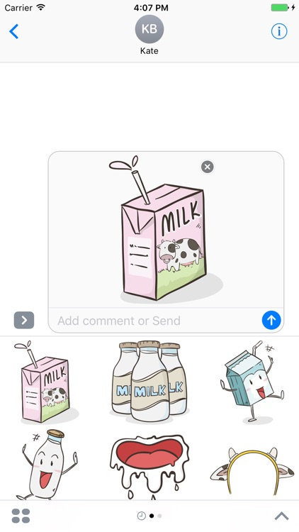 Milk Day screenshot-0