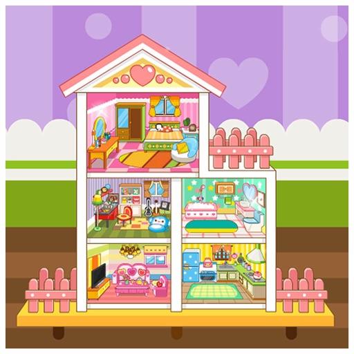 Doll House Design Game