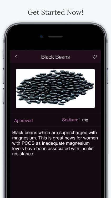 PCOS Diet Foods screenshot-4