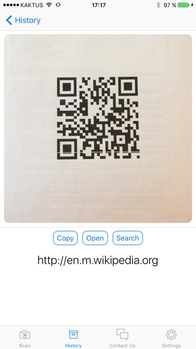 QR code and Barcode scanner Proのおすすめ画像3