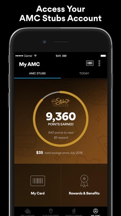 AMC Theatres screenshot-3