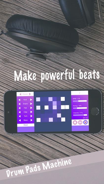 Drum Pads Machine PRO - Make beats