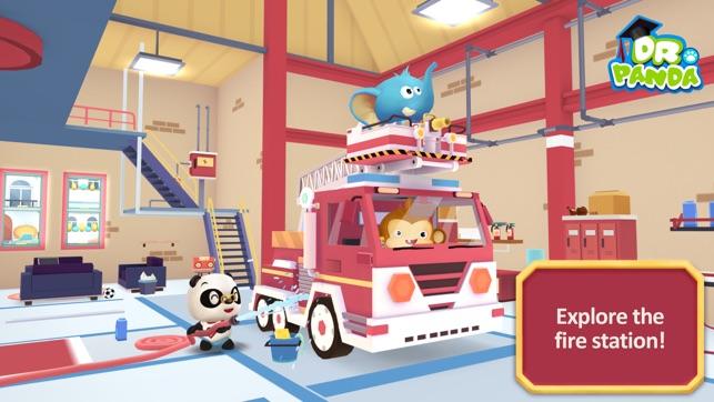 Dr. Panda Firefighters Screenshot