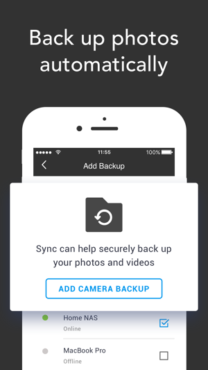 Resilio Sync on the App Store