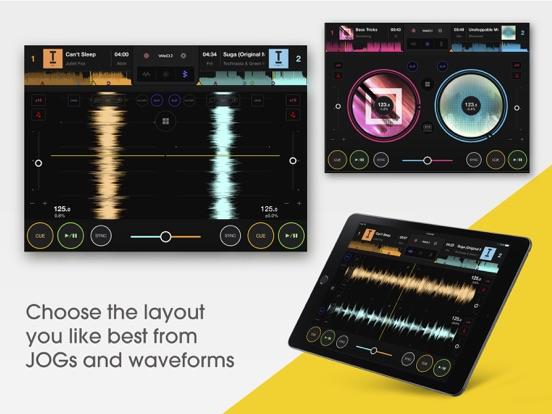 WeDJ for iPadのおすすめ画像2