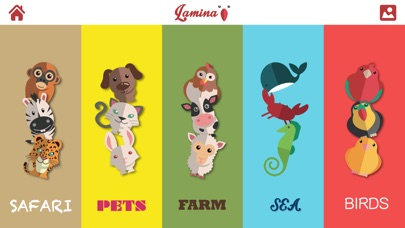 Lamina - Learn Animal Sounds and Names for PreSchool