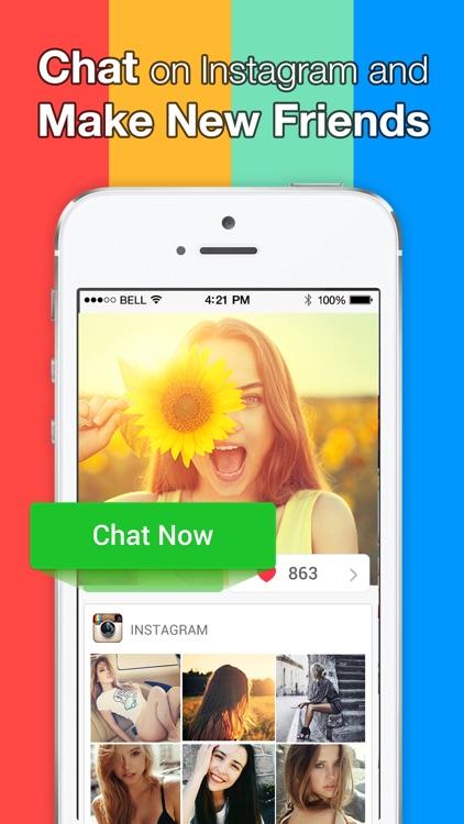 InstaMessage - Meet, Chat, Hangout for Instagram