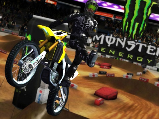 Ricky Carmichael's Motocross Matchup Pro на iPad