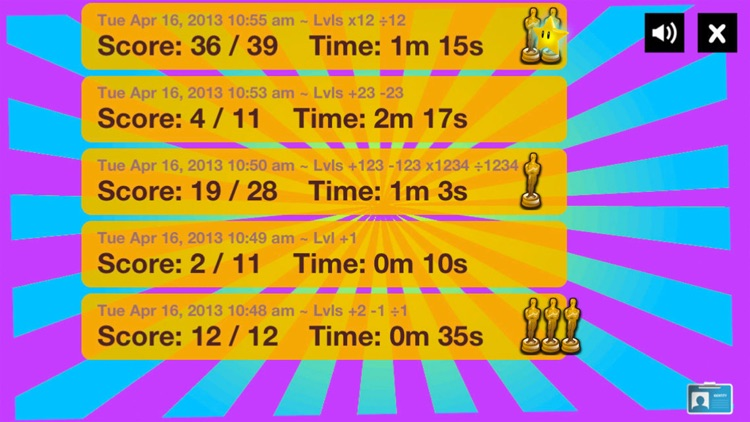Arithmetic Wiz - Math Drills screenshot-3