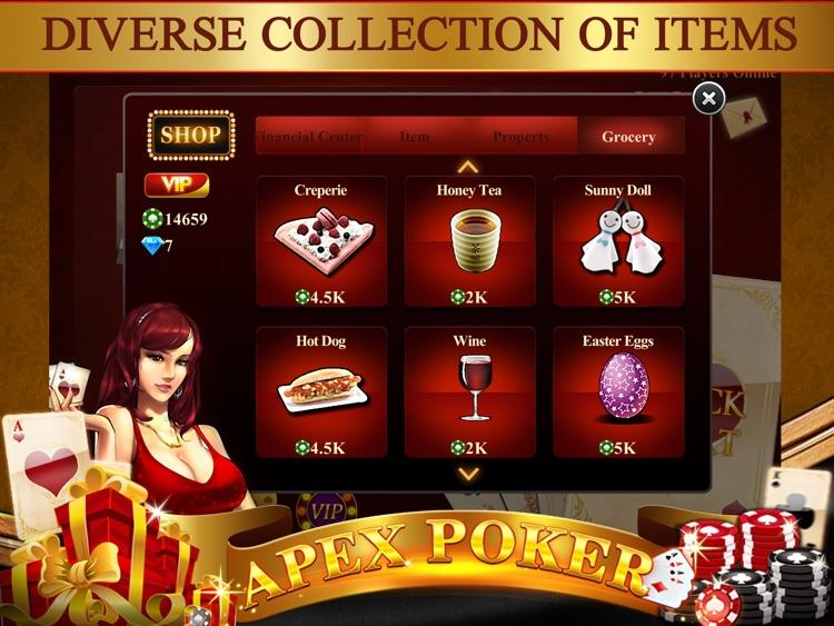 Free Poker-Texas Holdem HD screenshot-3