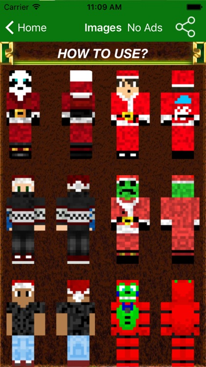 New Best Christmas Skins For Minecraft PE & PC