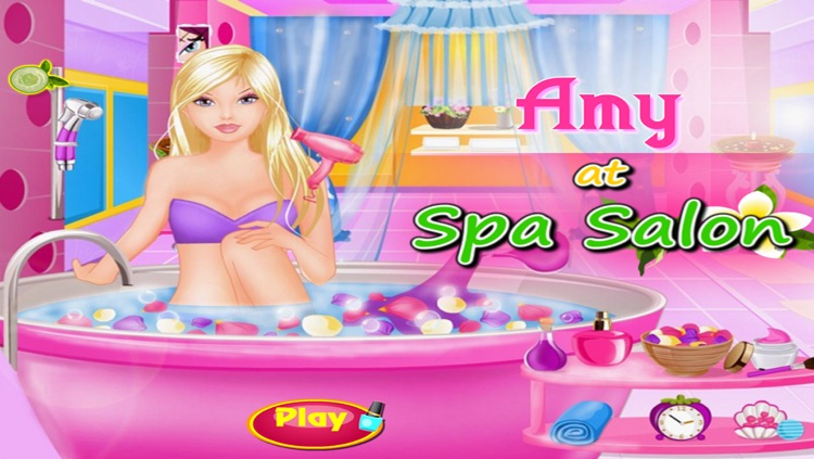 Amy At Spa Salon