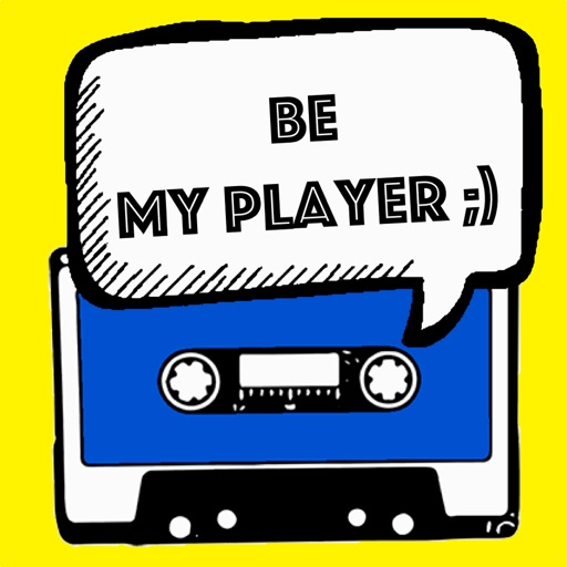 Funny Cassette - Stickers for iMessage