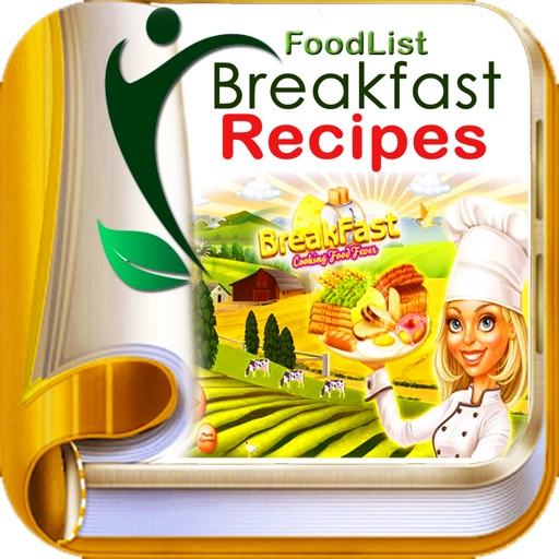 Healthy Breakfast Recipes Practice iOS App