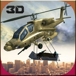 Military Helicopter Pilot Wars Rescue 3D Simulator