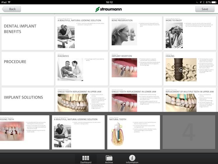 Straumann® Patient Education App screenshot-3