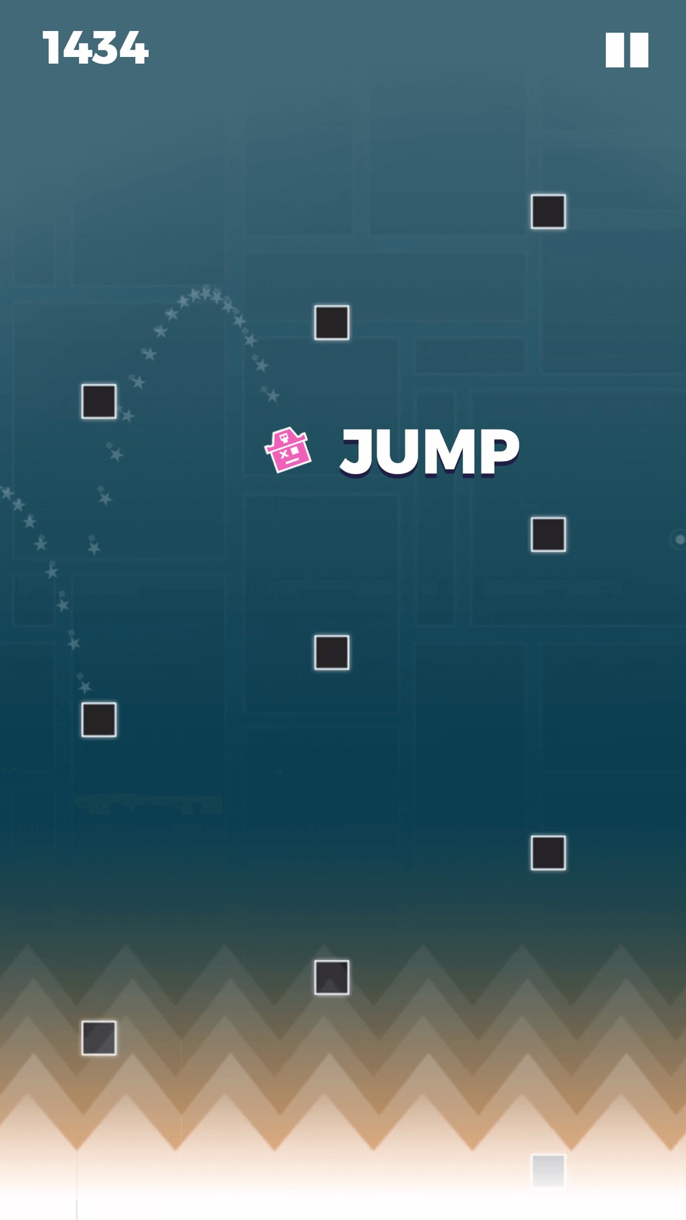 Void Jumping Cheat Codes