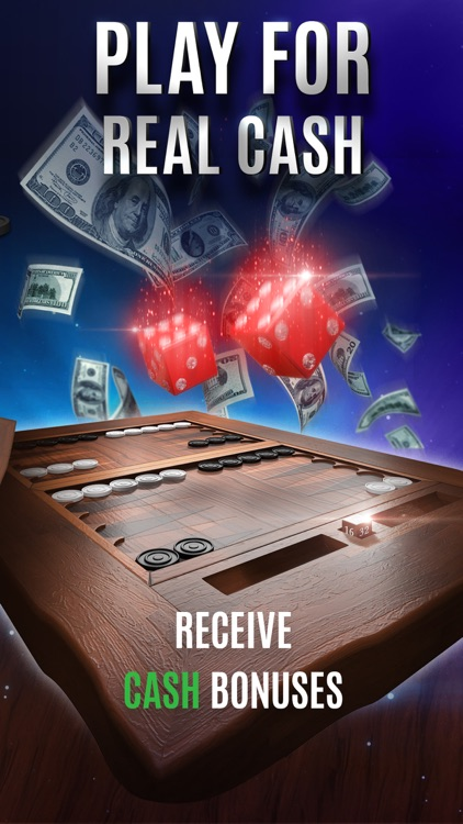 Backgammon For Money - Online Board Game