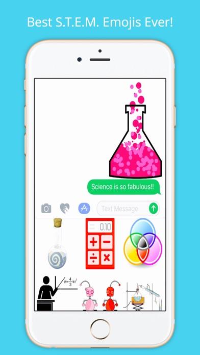 download STEM Emoji By CharmPosh apps 3