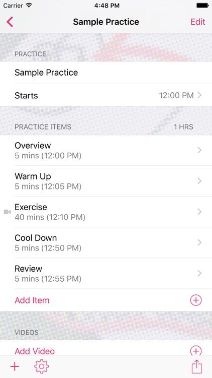 InfiniteLacrosse Practice Planner : Women