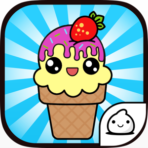 Ice Cream Evolution Clicker app
