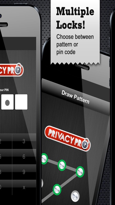 Privacy Folder Pro - Secret Photo & Video Storage Screenshot